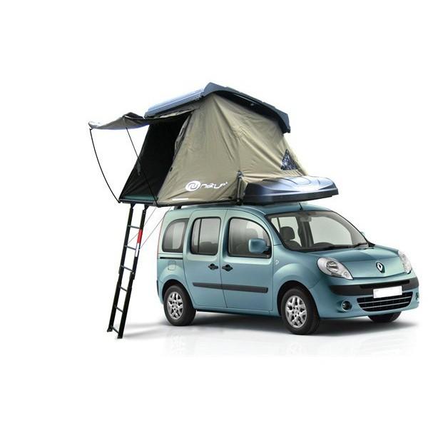 avec la tente sur toit de voiture la hussarde dormez bien o vous voulez infos 75. Black Bedroom Furniture Sets. Home Design Ideas