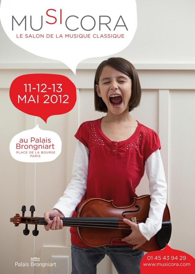 Palais brongniart salon musique classique musicora infos 75 - Salon palais brongniart ...