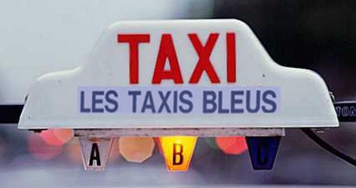 les bons plans les taxis bleus infos 75. Black Bedroom Furniture Sets. Home Design Ideas