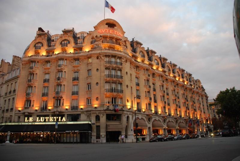 Hotel De L Exposition Paris