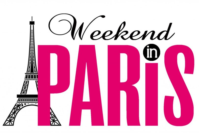 activite a paris ce week end