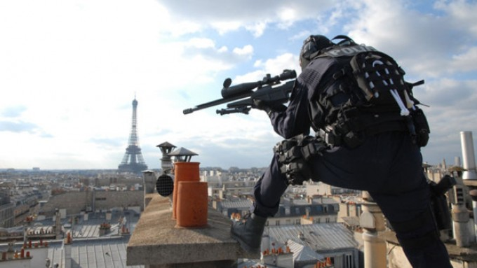 Paris en toute s curit infos 75 for Salon de l airsoft paris
