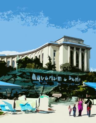 L aquarium de paris ouvre sa terrasse et propose sa for Aquarium de paris jardin du trocadero