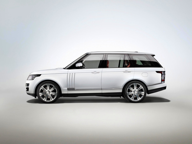 deux nouvelles versions tr s haut de gamme du range rover infos 75. Black Bedroom Furniture Sets. Home Design Ideas