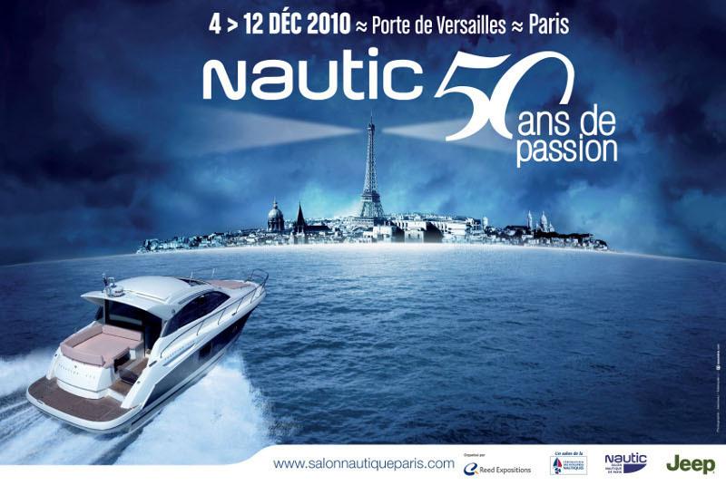 Nautic salon nautique international de paris infos 75 - Nouveautes salon nautique ...
