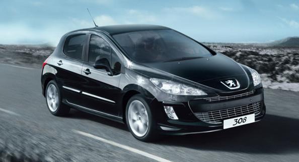 Voiture De L Annee Je Demande La 308 De Peugeot Infos 75