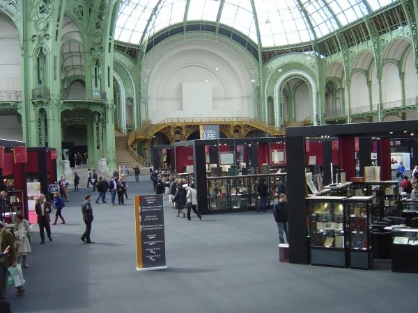 Xxvie salon international du livre ancien de l estampe et - Salon international de la photographie ...