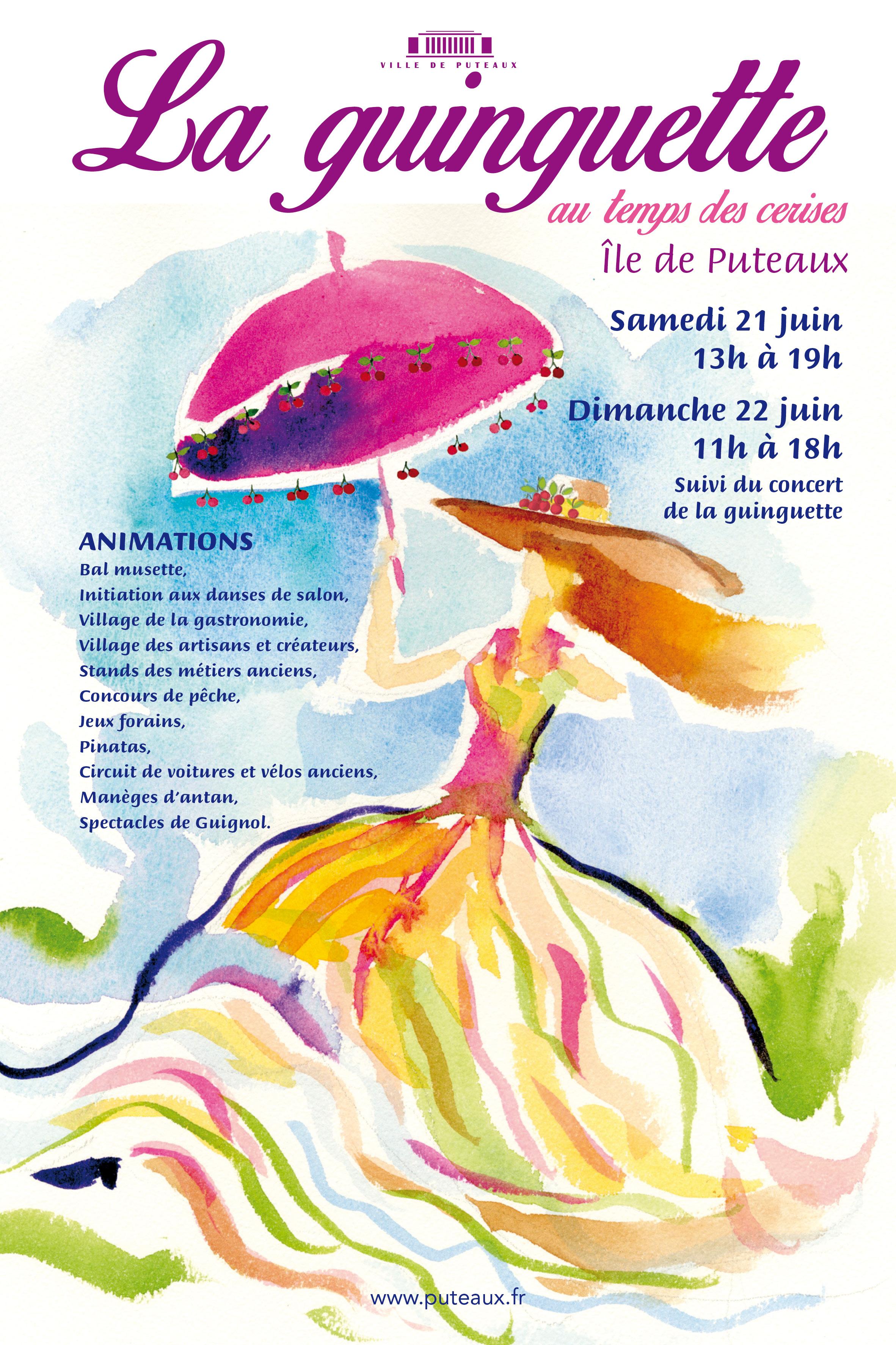 Guinguette et concert gratuit le de puteaux 21 et 22 for Piscine ile de puteaux