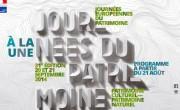 31e édition : Journées européennes du patrimoine 2014