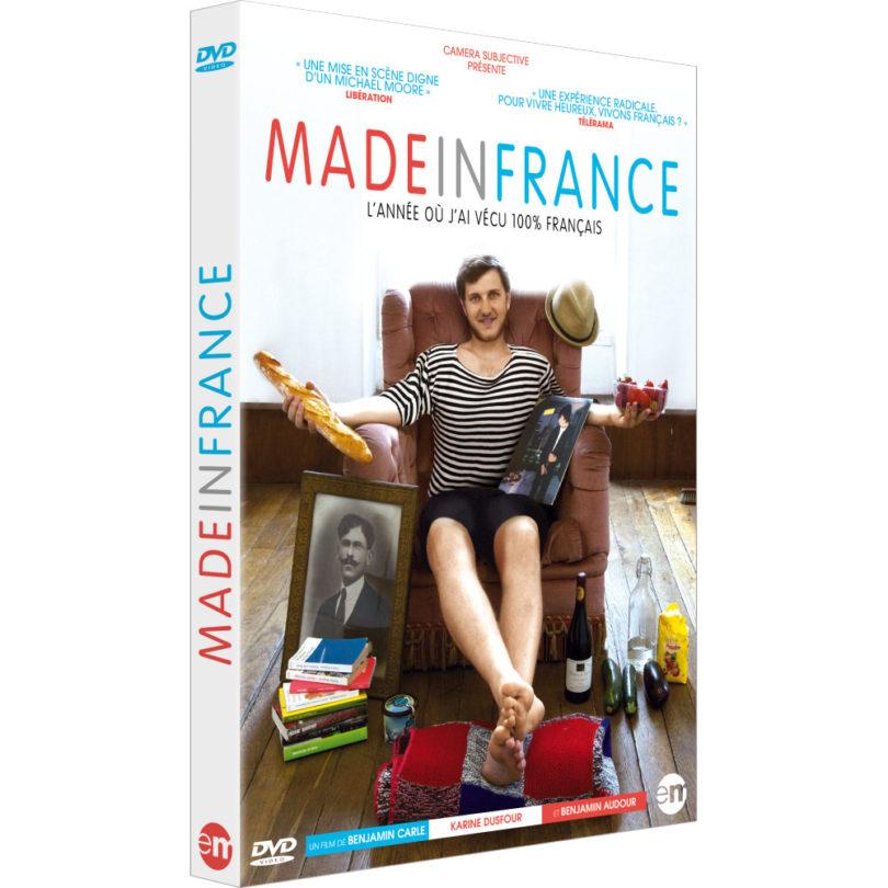 dvd made in france l ann e o j ai v cu 100 fran ais infos 75. Black Bedroom Furniture Sets. Home Design Ideas