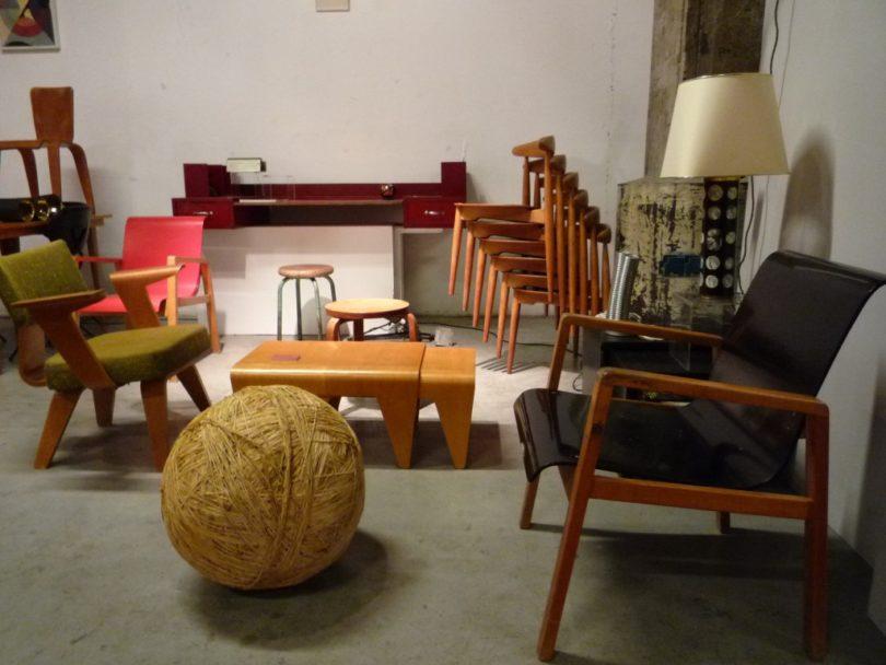 undesignable la 1 re brocante design d achille paris infos 75. Black Bedroom Furniture Sets. Home Design Ideas