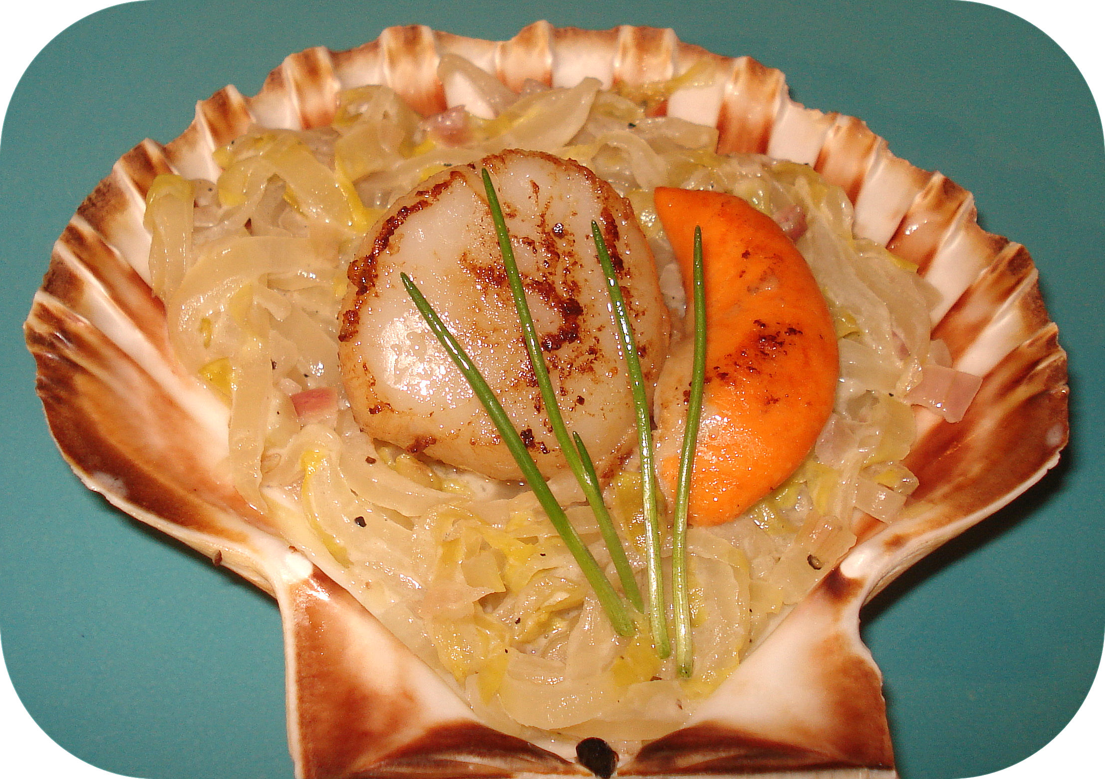 coquille saint jacques cuisson