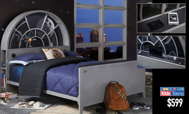 lancement d une s rie de meubles star wars infos 75. Black Bedroom Furniture Sets. Home Design Ideas