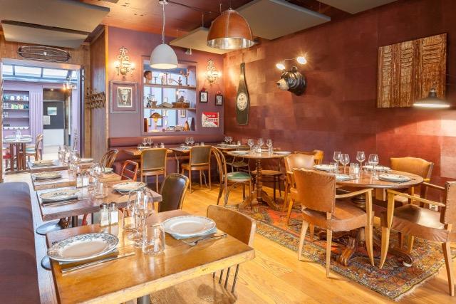 Un nouveau restaurant porte maillot le lou bistrot for Les jardins de la villa porte maillot