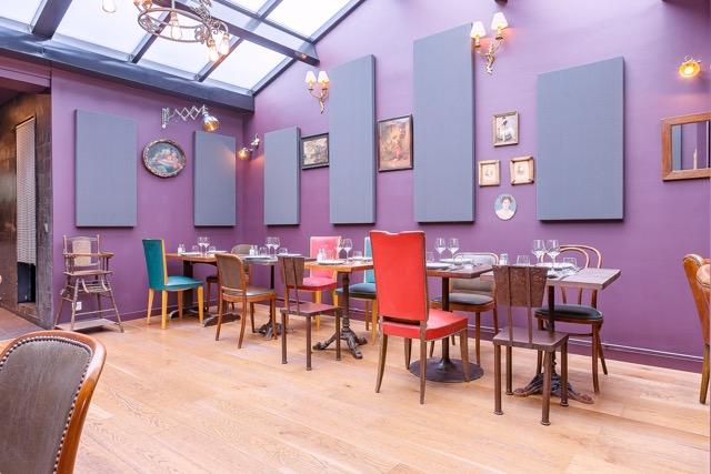 Un nouveau restaurant porte maillot le lou bistrot - Auberge dab porte maillot restaurant ...