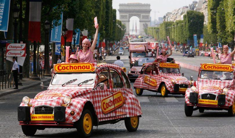 Cochonou, la caravane à ne pas manquer sur le Tour de France ! - Infos 75