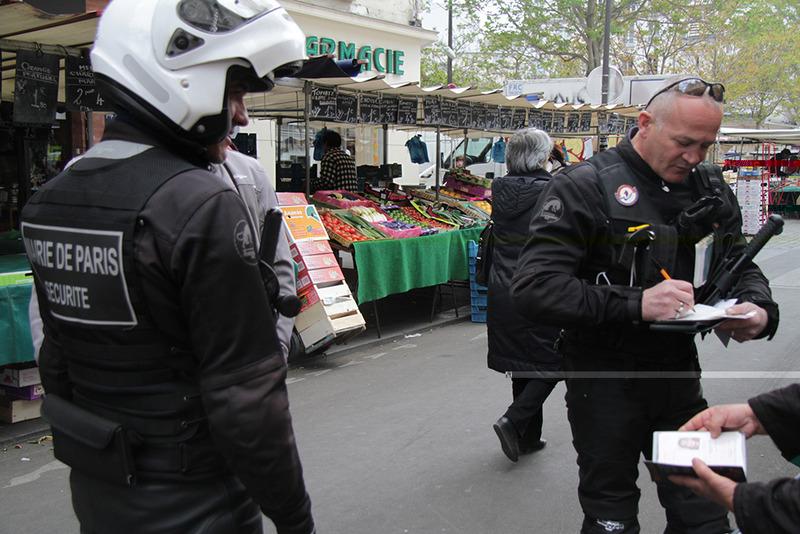 Nombre D Agents Ville De Paris