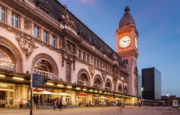 Hotel Gare De L Est Parigi