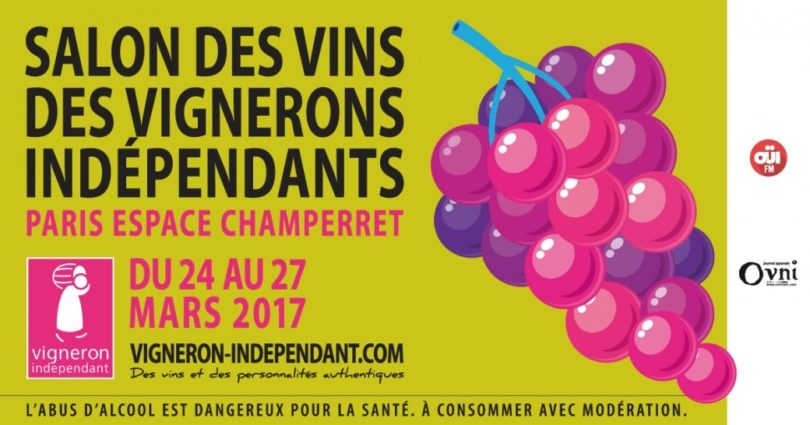 24 me salon des vins des vignerons ind pendants paris for Salon du vin champerret