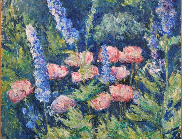 Exposition Giverny Henri Manguin La Peinture D Un