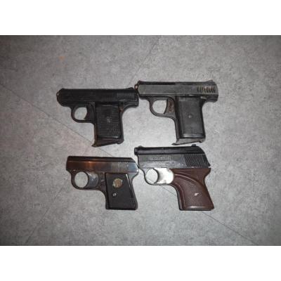 lot-4-pistolet-alarme-vintage