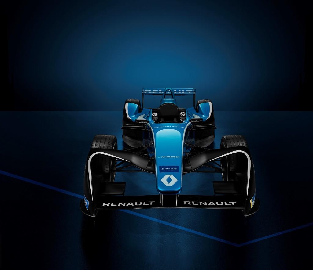 2017 - Renault Z.E.17
