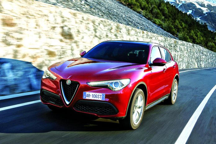 essai alfa romeo stelvio 2 2 diesel 210ch at8 q4 infos 75. Black Bedroom Furniture Sets. Home Design Ideas