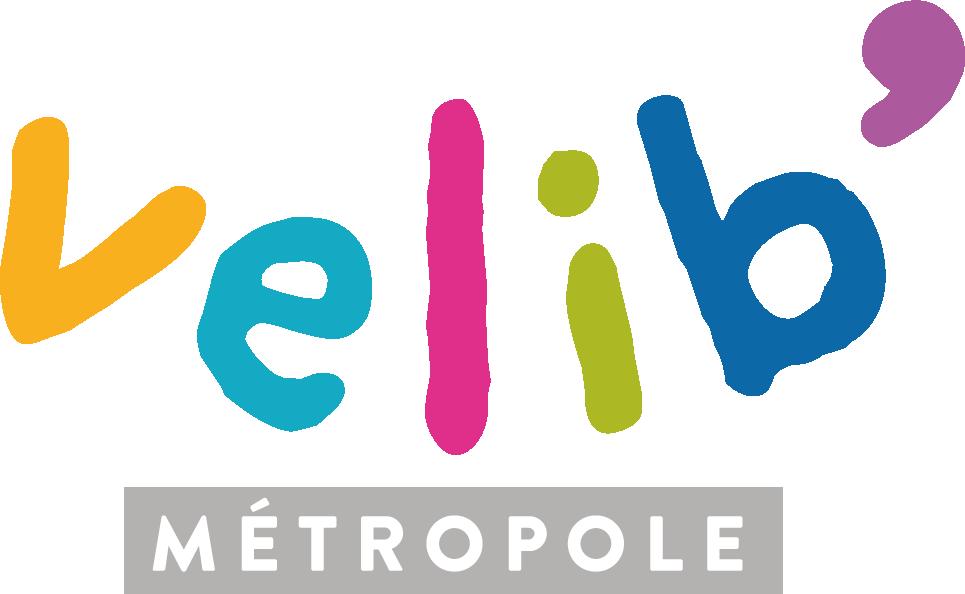 Vélib' Métropole - Logo