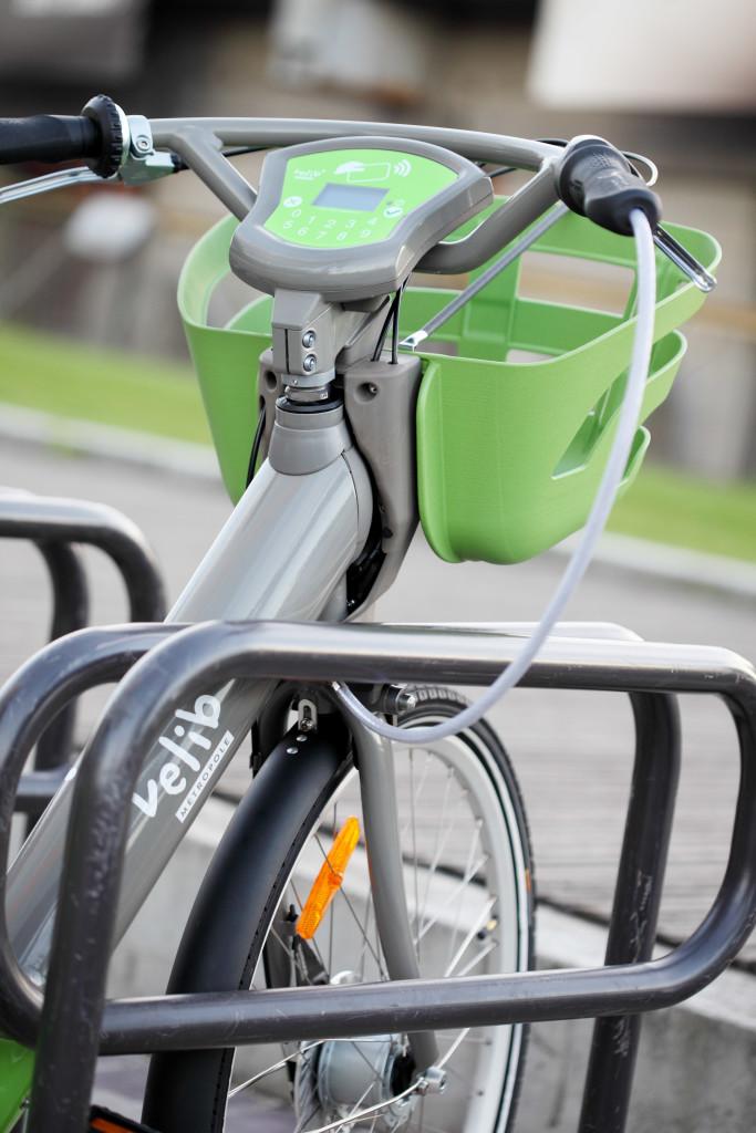 Vélib Métropole - Photo #10 (Crédits Alain Longeaud - Mieux)