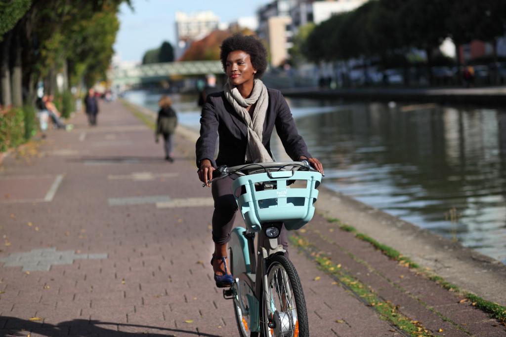 Vélib Métropole - Photo #4 (Crédits Alain Longeaud - Mieux)