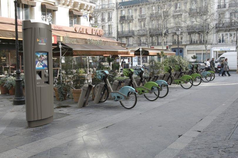 Vélib' Métropole - Station (2)
