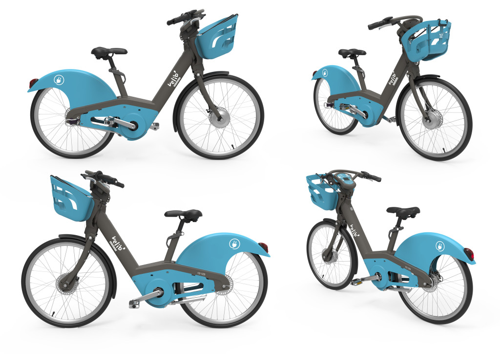 Vélib' Métropole - Vélib' Electrique