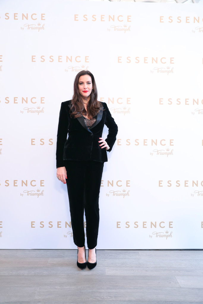 Liv Tyler at collection