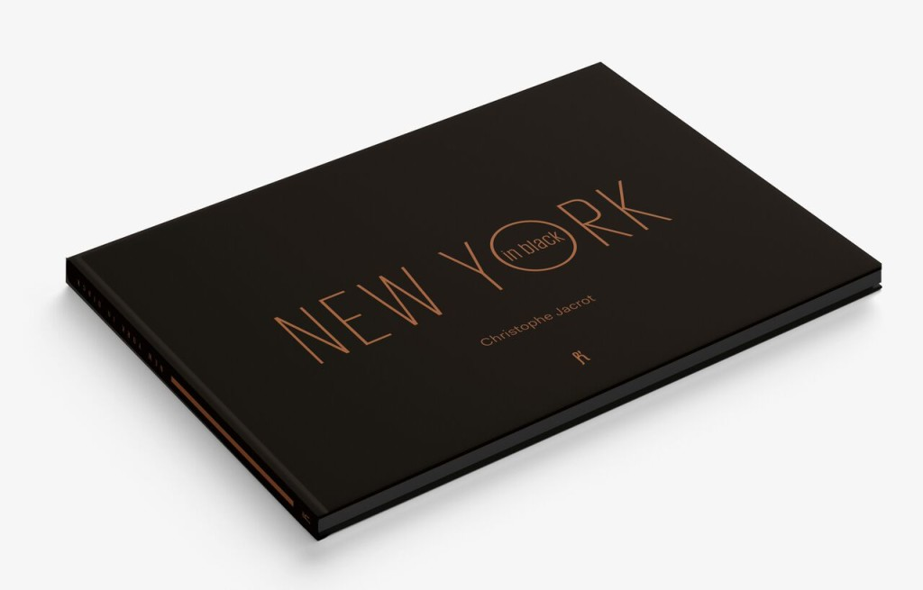 NEW YORK in BLACK le livre_preview