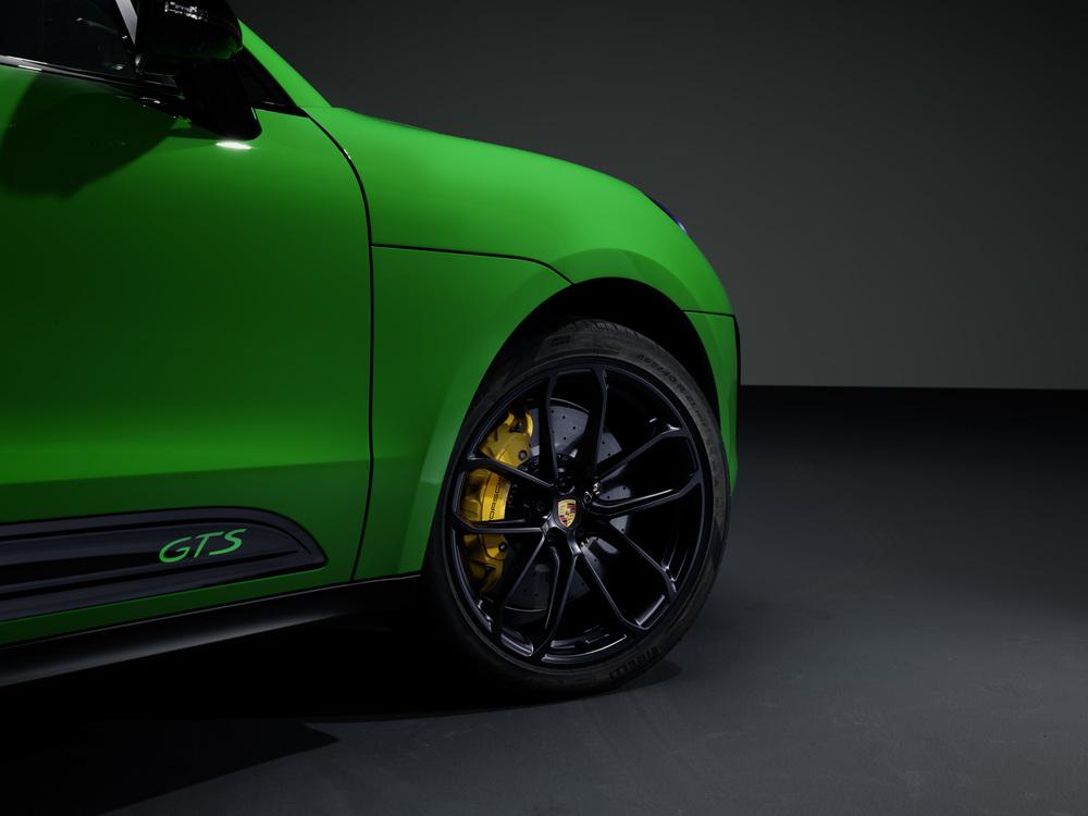 Macan GTS avec pack Sport GTS